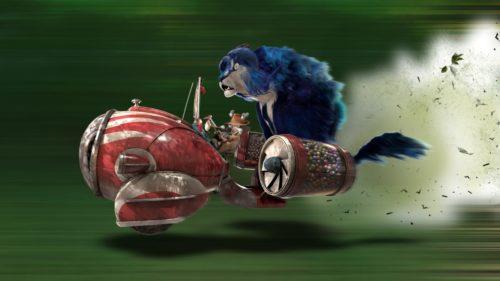 blue y malone festivales animación