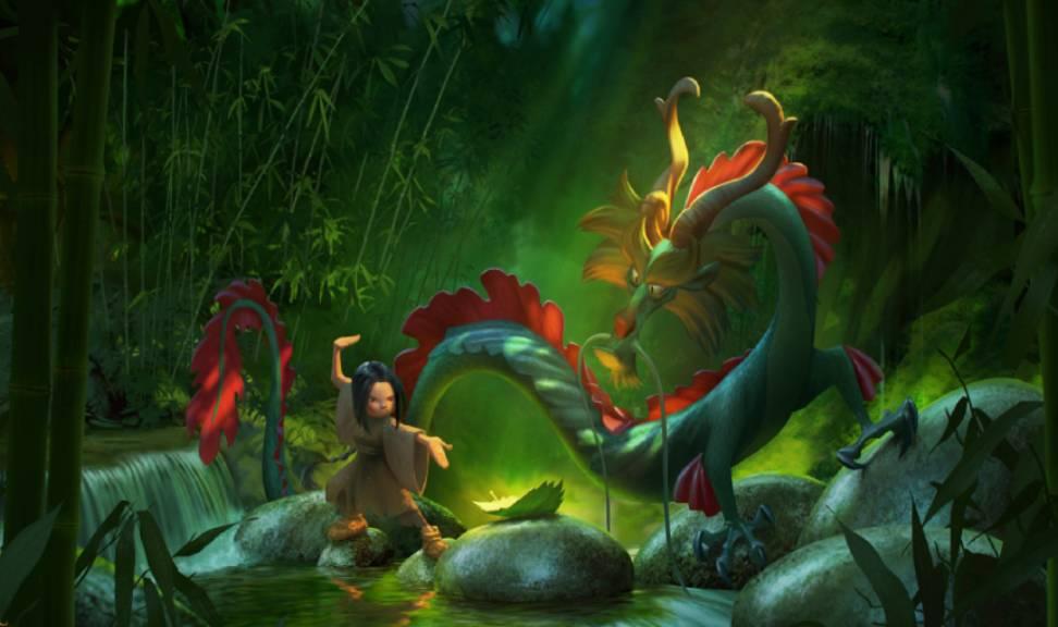 dragonkeeper animacion