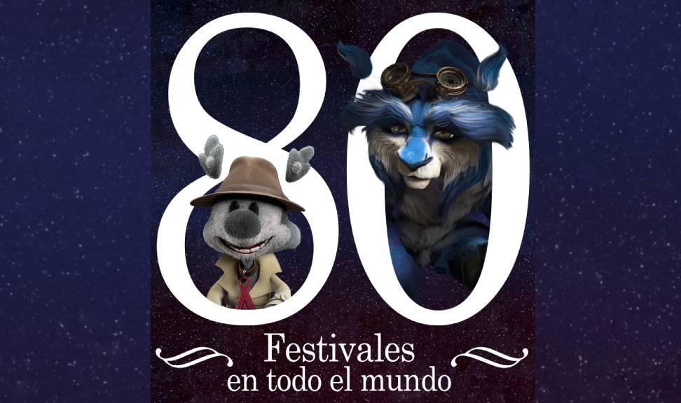 ochenta festivales blue y malone
